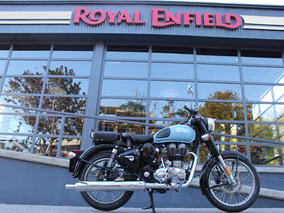 Royal Enfield Classic 500 Azul 0 Km 2018 Abs Clasica