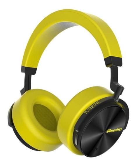 Fone Ouvido Bluedio T5 Turbine Noise Cancelling Bluetooth