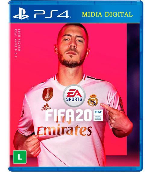Fifa 2020 Fifa 20 Primar1 Envio Ps4 Ori 1 Português