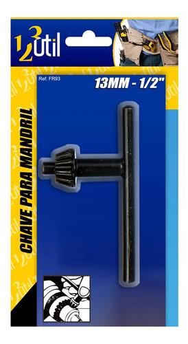 Chave Para Mandril 1/2 13mm Para Furadeira 123útil Original