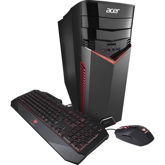 Desktop Pc Gamer Acer Aspire Gx-783-br13 Intel Core I7 16gb