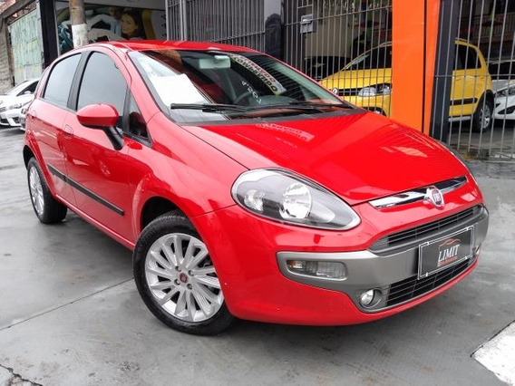 Fiat Punto Essence 1.6 16v (flex) Flex Manual