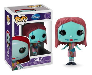 Funko Pop Disney Pesadilla Antes De Navidad-sally 16 (2469)