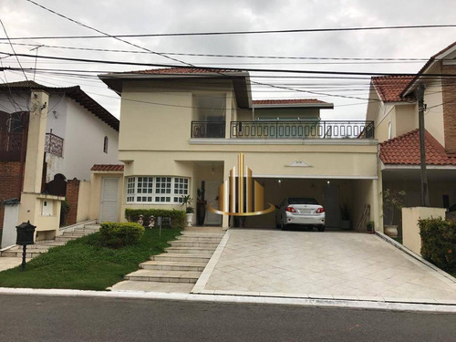 Casa Com 4 Dormitórios Sendo 2 Suítes À Venda, 273 M² Por R$ 1.800.000 - Alphaville 03 - Santana De Parnaíba/sp - Ca1782
