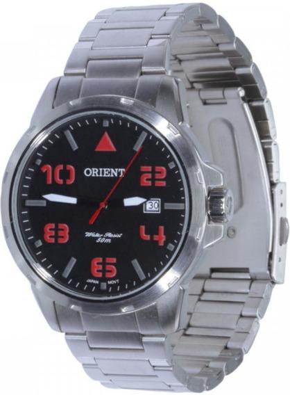 Relógio Masculino Orient Mbss1195a Analógico Quartz Casual