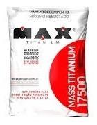 Mass Titanium 1,4 Kg