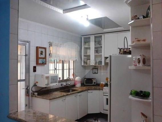 Excelente Sobrado De 260 Metros Quadrado Com 04 Dormitórios,01 Suite, 04 Banheiros,02 Vagas - 169-im188873
