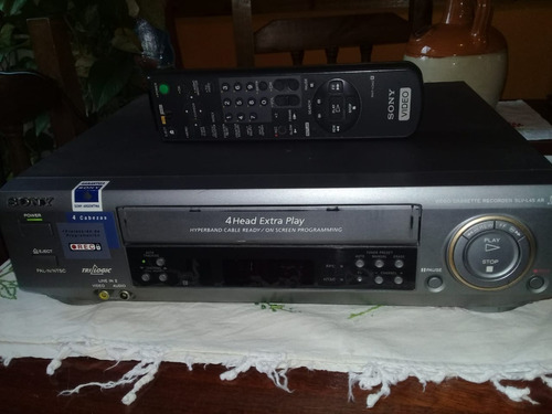 Videocassetera Sony Modelo Slv-l45ar