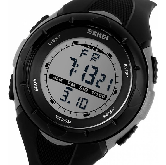 Relógio Masculino Skmei 1074 Prova D