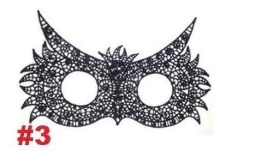 Antifaz Sexy. Carnaval, Evil - Temptation-oax