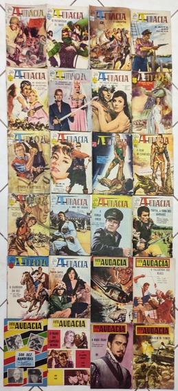 Coleção De Revistas Foto Audácia Do 1 Ao 24 - 1964 !!!!!!!!!