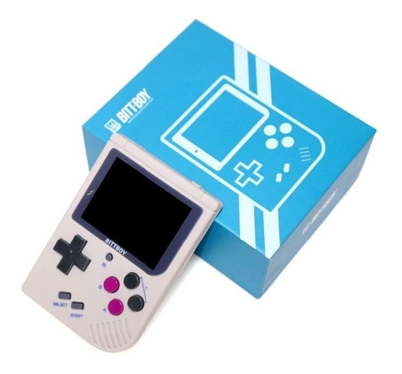Video Game Portátil New Bittboy Multiplataformas
