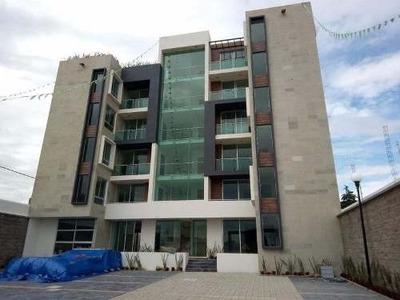 Departamento En Venta En Santiago Momoxpan Puebla