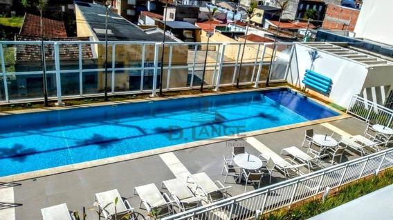 Apartamento Com 1 Dormitório À Venda, 40 M² Por R$ 325.000,00 - Centro - Campinas/sp - Ap18981
