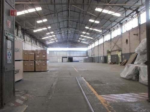 Nave Industrial Vallejo Dos Frentes, Andenes, Subestacion