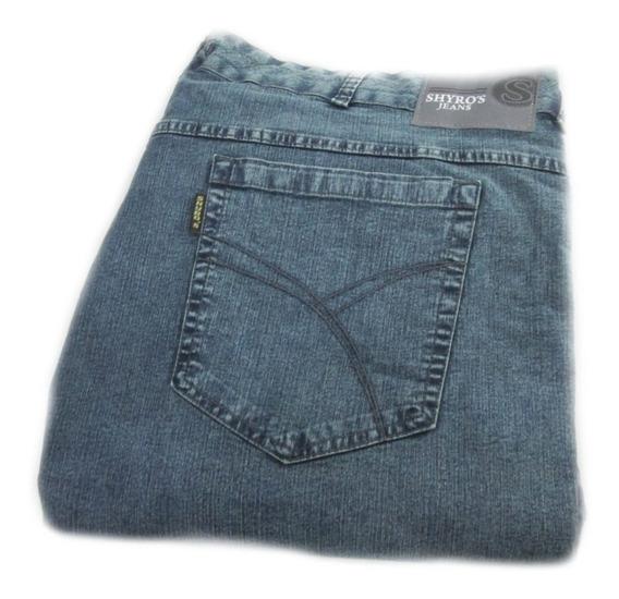 Calça Jeans Masculina Elastano Tradicional Tam 62 [23212]