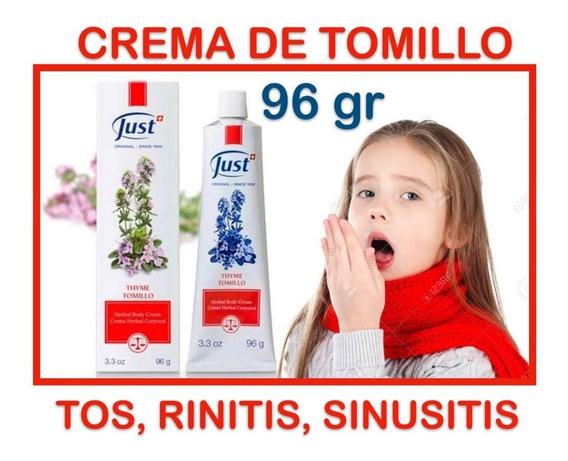 Crema De Tomillo De 96 Gr, $549, Con Envío