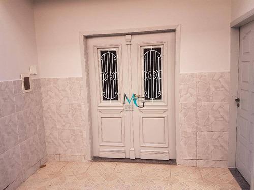Casa Com 3 Dormitórios Para Alugar, 100 M² Por R$ 1.400/mês - Campo Grande - Rio De Janeiro/rj - Ca0442