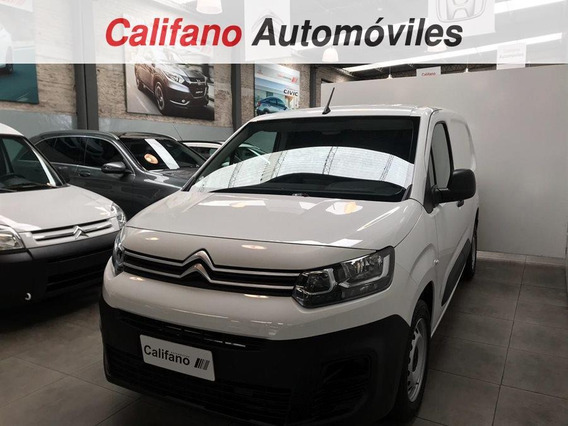 Citroën Berlingo New K9 1.6 Vti 115hp C/2 Asientos. 2020 0km