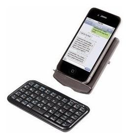 Teclado Para iPhone Compacto Sem Fio -ion Itype