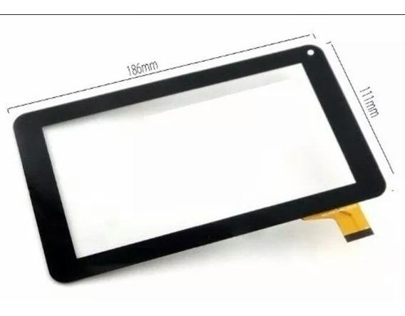 Tela Touch Tablet Tectoy - Tt1720 - Testado