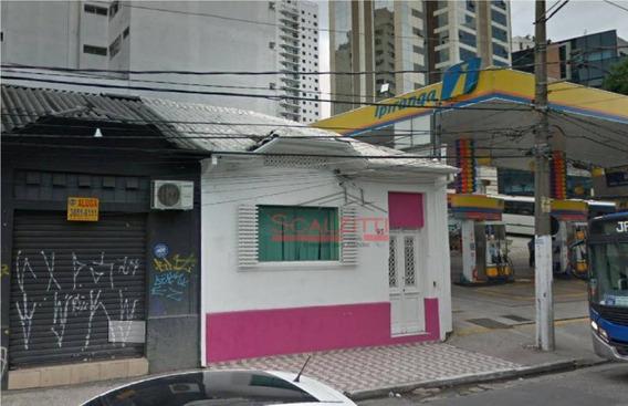 Aluga-se Casa Para Fins Comerciais Na Rua Conselheiro Saraiva - Ca0231
