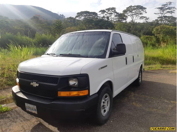Chevrolet Van .