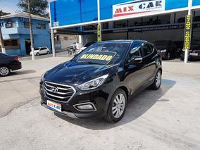 Hyundai Ix35 2.0 Flex 2wd Blindado 2017 Impecável Unico Dono