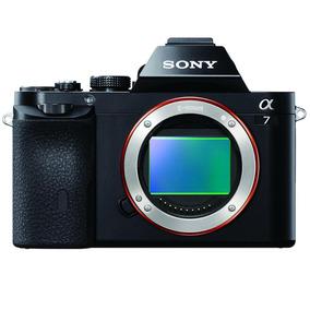 Sony Câmera Digital Sem Espelho Alpha A7 Sony Câmera Digital