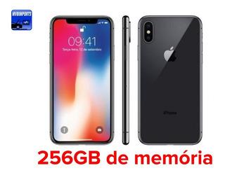 iPhone 8 256gh Cinza Espacial Vitrine Na Caixa Novo