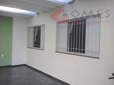 Casa À Venda, Jardim Hollywood, São Bernardo Do Campo. - Ca0009