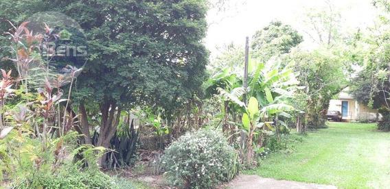 Chácara Com 1 Dormitório À Venda, 1.000 M² Por R$ 330.000 - Ch0014