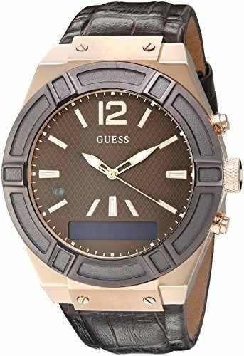 Reloj Hombre Guess Inteligente Acero Inoxidable Envío Gr