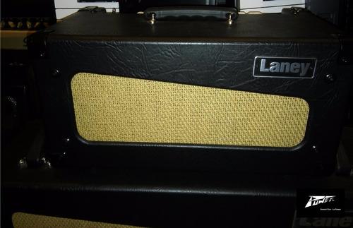 Laney Cub Head Amplificador Cabezal Guitarra 15w Valvular Fm