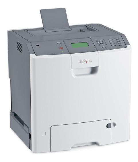 Impressora Laser Colorida Profissional Lexmark C734dn