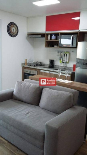 Apartamento À Venda, 43 M² Por R$ 445.000,00 - Jardim Aeroporto - São Paulo/sp - Ap26575