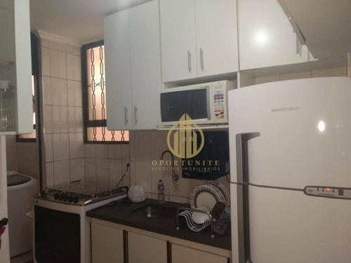 Imagem 1 de 22 de Apartamento Com 3 Dormitórios À Venda, 70 M² Por R$ 180.740 - Parque Industrial Lagoinha - Ribeirão Preto/sp - Ap1439