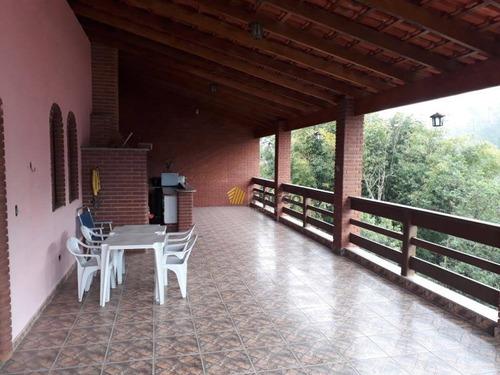 Imagem 1 de 26 de Casa Com 3 Dorm. 640 M² De Terreno Por R$ 550.000 - Santa Luzia - Ribeirão Pires/sp - Ca0458