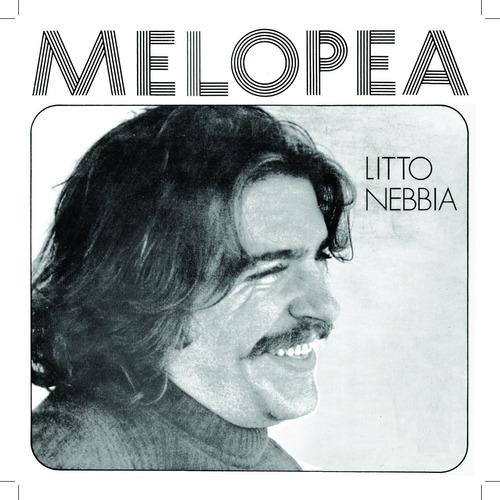 Litto Nebbia - Melopea - Lp Vinilo Reedición 2018