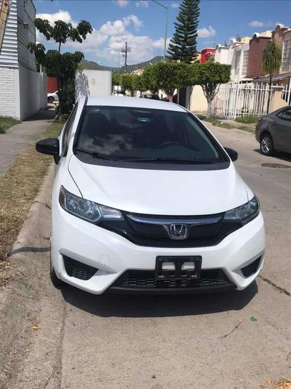 Honda Fit 1.5 Cool Mt 5 Marchas 2016