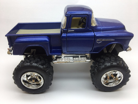 Miniatura Chevy Pick-up 1955 Off Road