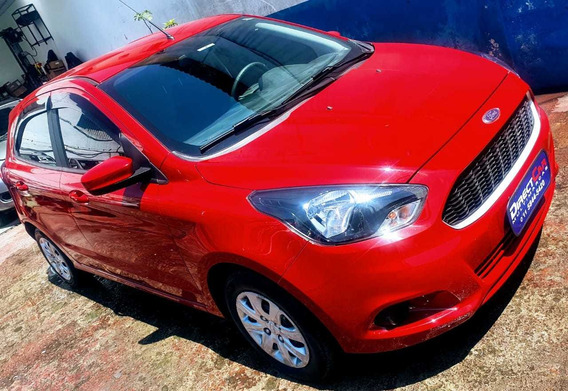 Ford Ka - 2017/2018 1.0 Se Plus 12v Flex 4p Manual