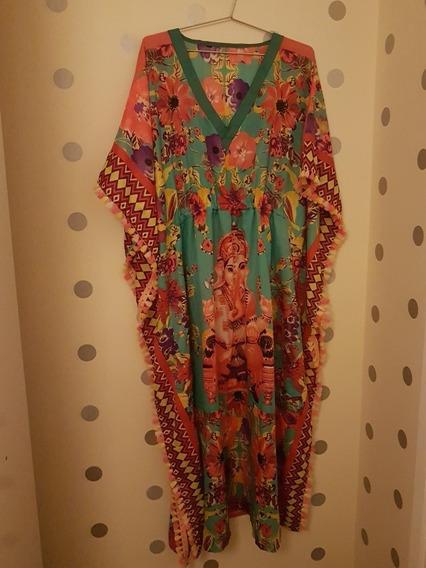 Vestido Túnica Estilo Boho