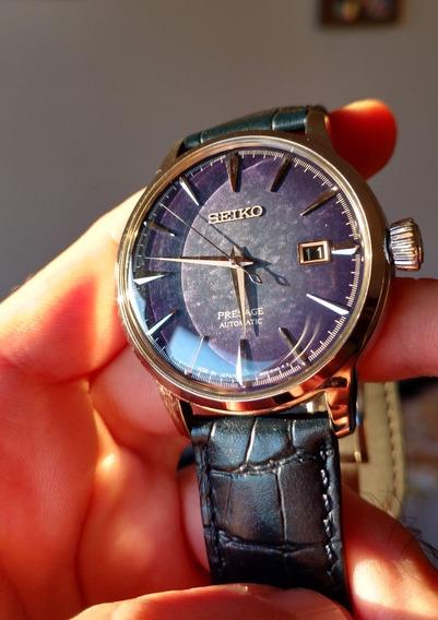 Relógio Seiko Presage Starlight Edição Limitada Sary085