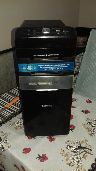 Cpu Core I3 2100 3.1ghz, 4gb, Placa De Video 1gb