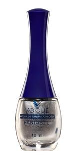 Esmalte Vogue Fantastic Plata Espejo X 10 Ml