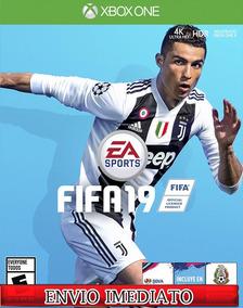 Fifa 19 - Xbox One - Original Online - Receba Hoje