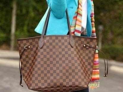 Neverfull Louis Vuitton 100% Da Marca. C/garantia