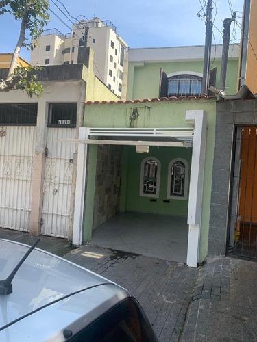 Sobrado À Venda, 2 Quartos, 1 Vaga, Vila Formosa - São Paulo/sp - 1251