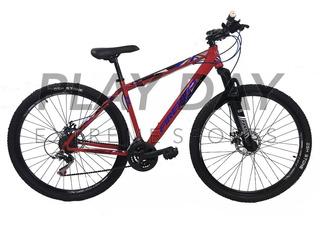Bicicleta Mountain Firebird R29 21v Disco Suspension + Linga